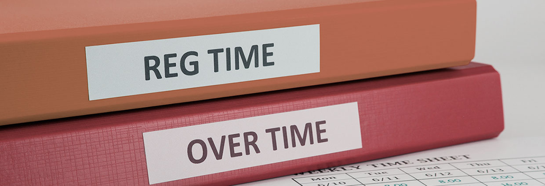 exempt employee overtime hours